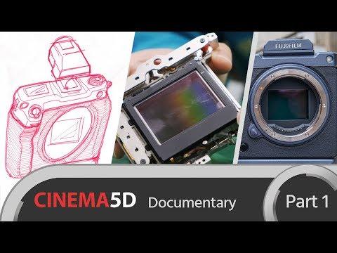 Birth of a Camera: FUJIFILM GFX 100 – Part 1