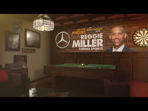 Reggie Miller Talks NBA Playoffs, MVP & More with Dan Patrick | Full Interview | 4/11/18