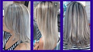 poder de clarear cabelos loiros com argila platinado bege e acinzentado