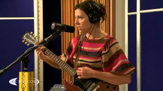 """Gambar cover Laetitia Sadier  performing """"Find Me The Pulse Of The Universe"""" live on KCRW"""