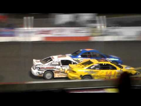 Sport Compact Amain @ Beatrice Speedway Spring Nationals 03/12/16