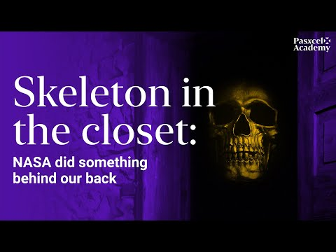 Skeleton In The Closet: Nasa Did Something Behind Our Back. Pasxcel Students Shocked To Discover!