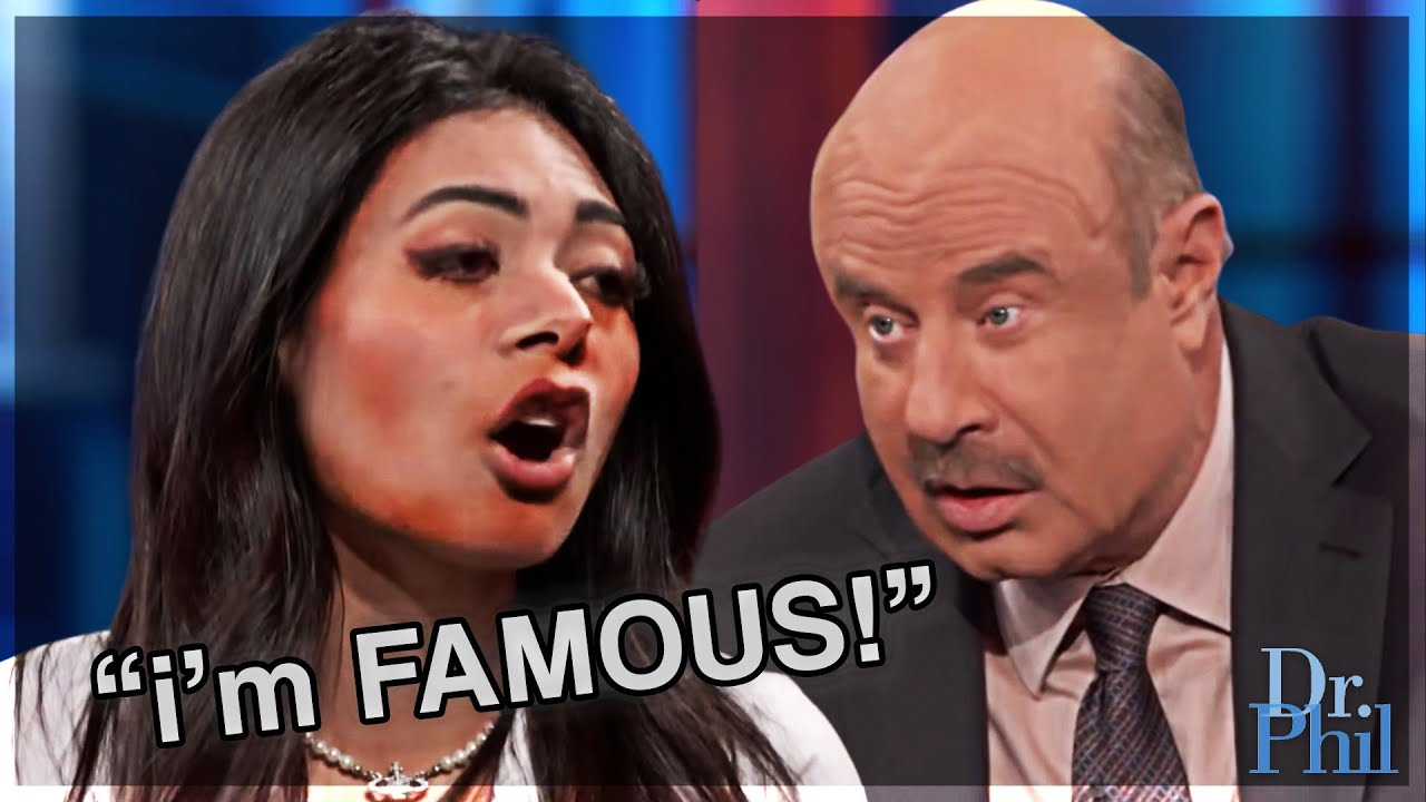 Spoiled Brat Becomes The DUMBEST Guest Dr. Phil's Ever Had...