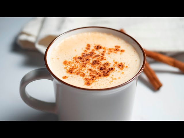 Chai Latte, A Drink to Make You Feel Better