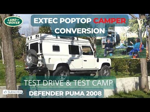 Defender Puma Pop-Top Camper Review