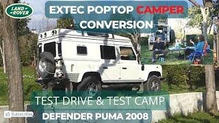 Defender Puma Pop-Top Camper Review