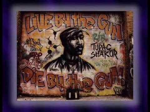 tupac feat cbo - (hard times)