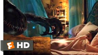 Jurassic World: Fallen Kingdom (2018) - Indoraptor vs Blue Scene (8/10) | Jurassic Park Fansite