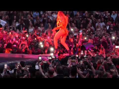 Beyonce Drunk In Love - Formation World Tour Wembley Stadium 02.07.16