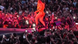 beyonce drunk in love formation world tour wembley stadium 020716
