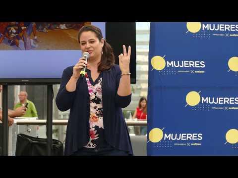 Mujeres X BanRegio: Mónica González