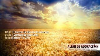 Taller de Adoración - El Processo de Dios (Salmista Doriana Goins)