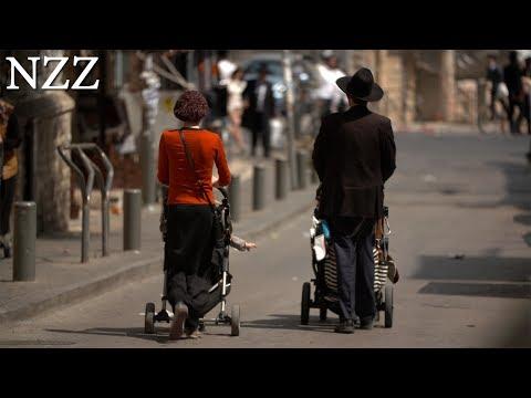 Fromme Fremde - ultraorthodoxe Juden und Sexualität. Ausschnitt einer Dokumentation von NZZ Format