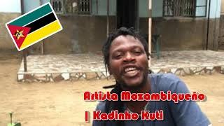 Artista Mozambiqueño Áffrica  | Kadinho Kuti
