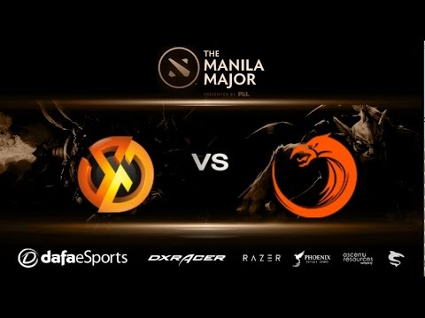 Signature.Trust VS TNC Bo2 - The Manila Major 2016 - Qualifiers - Caster : RoCkLEE [Thaicaster]