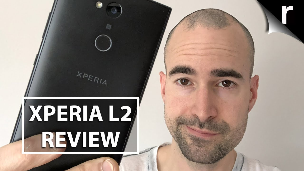 Sony Xperia L2 - Review
