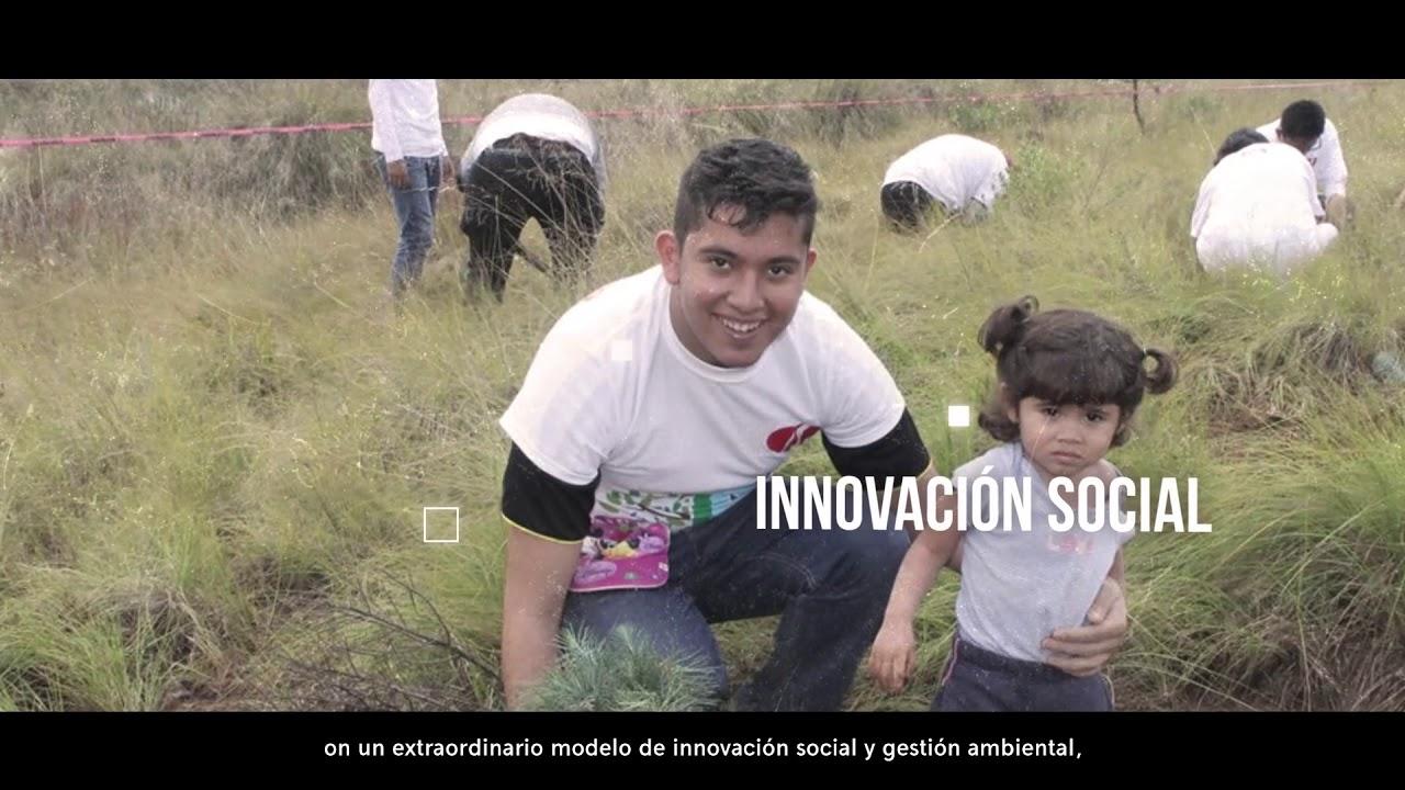 """Fundación Merced otorga el premio """"Razón de Ser"""" a Ecopil A.C."""