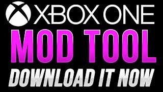 Xbox One - MOD TOOL (DOWNLOAD NOW!) Xbox Modding::