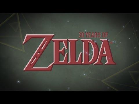 30 years of Legend of Zelda