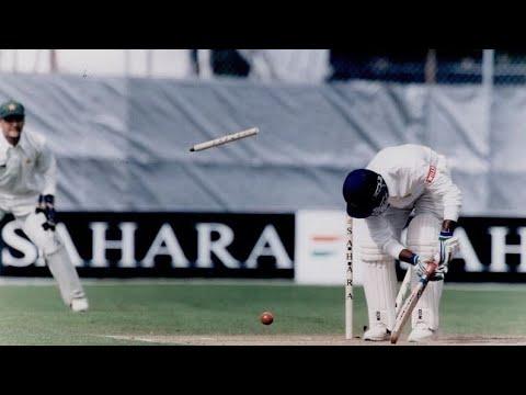 *CLASSIC* INDIA VS PAKISTAN RIVALRY  Champions Trophy  Sharjah, 1989