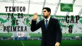 PESmodders/Liga Master/Temuco Ya Es De Primera/+3 Fechas/Cap #8