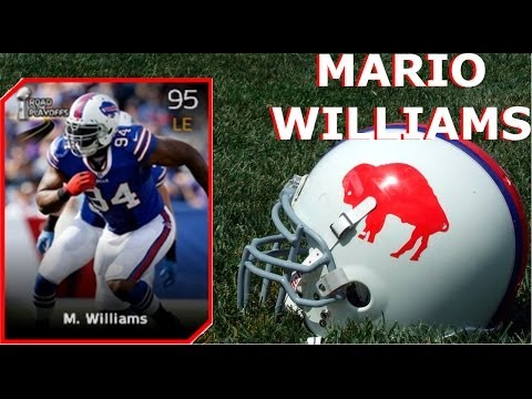 #MUT25 | Buffalo Bills Road to the Playoff Cards | Mario Williams