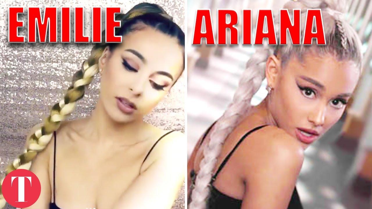 Fans Re-Create INSANE Famous Celeb Make-Up/Beauty Looks