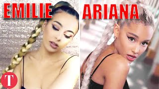 Fans Re-Create INSANE Famous Celeb Make-Up/Beauty Looks (Ariana Grande, Kardashian, Beyonce)