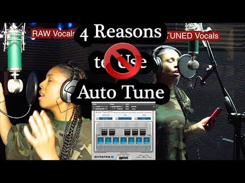 4 Reasons NOT to Use Auto Tune | STUDIO