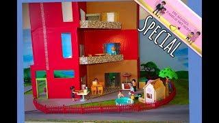 Playmobil deutsch  -Tante Frieda präsentiert das Moderne Wohnhaus - Kinderfilm für Playmobilfans