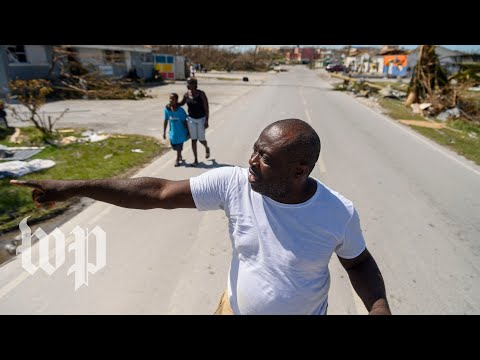With bodies still in the streets, Bahamians look for a way out of Marsh Harbour