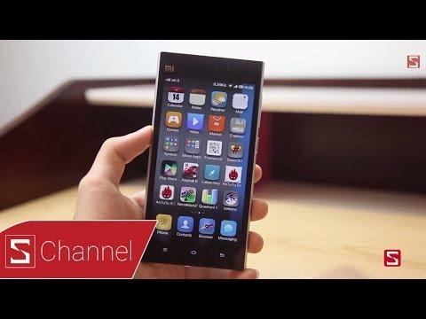 Schannel - Đánh giá Xiaomi MI3: Một trong những smartphone tốt nhất trong tầm giá - CellphoneS