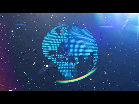 After Effects Tutorial   How to make and rotating Globe Animation