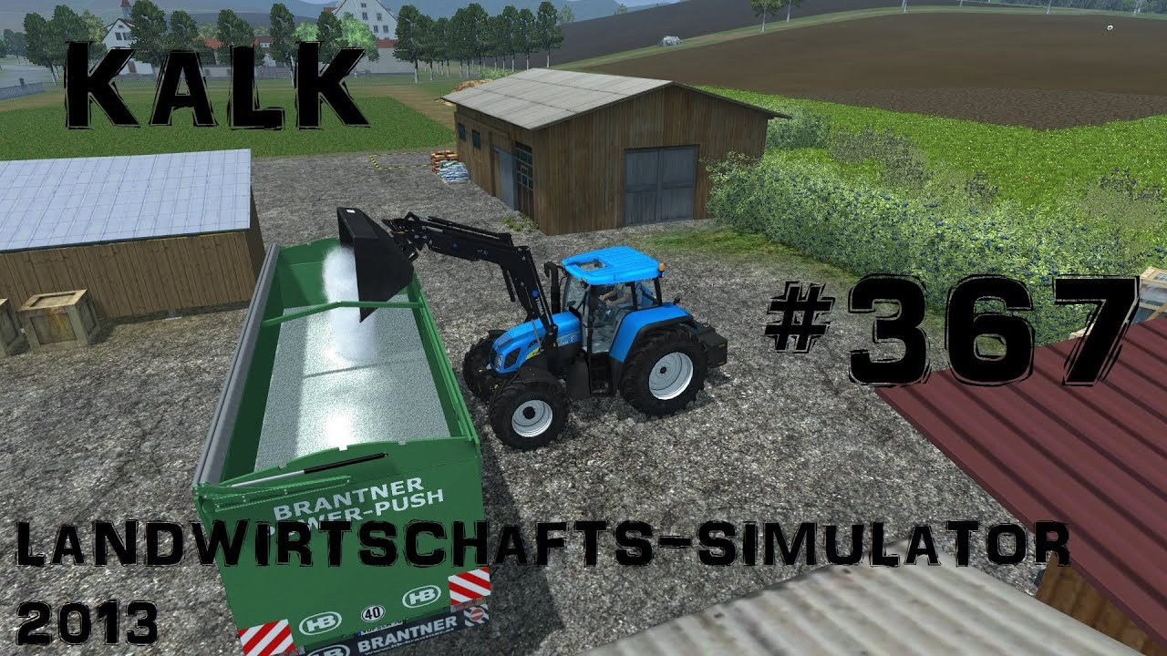 landwirtschafts simulator 2013 two rivers folge 368 kalk schaufeln youtube. Black Bedroom Furniture Sets. Home Design Ideas