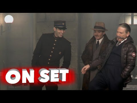 Murder on the Orient Express: Behindthes Featurette w Kenneth Branagh and Cast