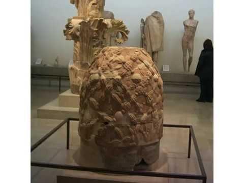 DELPHI Archaeological Museum - Greece