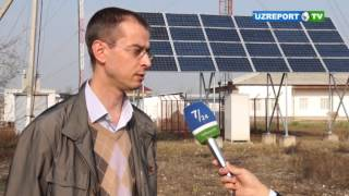 Beeline Uzbekistan переходит на энергию Солнца (Евгений Ключев)