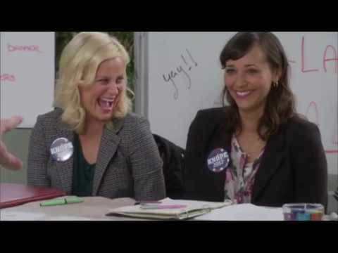 Parks and Recreation Blooper 4