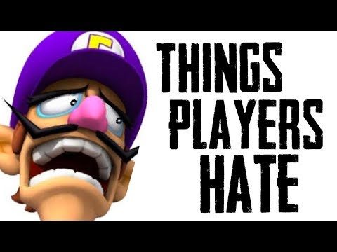 10 Things Super Smash Brothers Players HATE