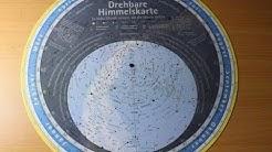 Die drehbare Himmelskarte/Sternenkarte