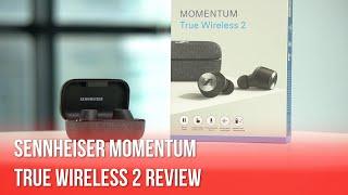 Sennheiser Momentum True Wireless 2 Review!