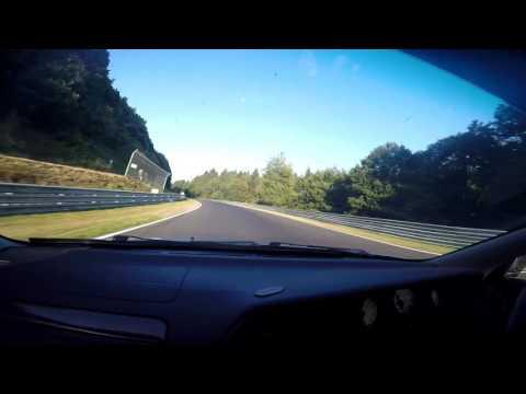 Honda Accord Type R Nurburgring