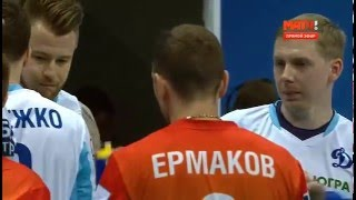 Волейбол  Суперлига  Муж  ДинамоМ Зенит  Рутрекер Орг  06 05 2016