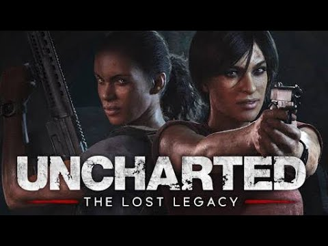 UNCHARTED: The Lost Legacy    Parte 1    CHLOE FRAZER