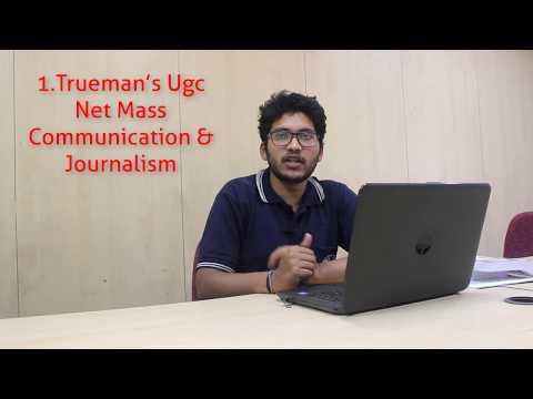 UGC NET Mass Communication And Journalism: Important Topics, Updated Syllabus, Best Books