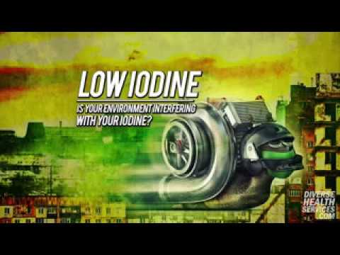 Low Iodine • Environmental Protection for Yourself