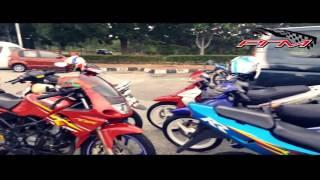 PELESIT RAYAU MALAYSIA  MERDEKA 2016 RIDE TO GAMBANG