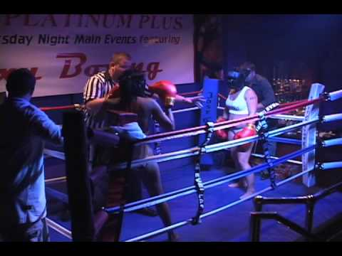 Platinum Plus Lexington Foxy Boxing