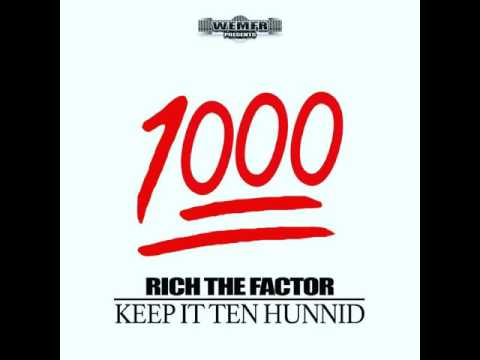 Rich The Factor - Picasso Ft. Rush Borda