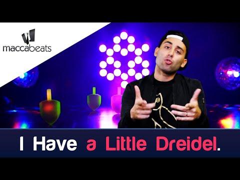 The Maccabeats - I Have a Little Dreidel - Hanukkah